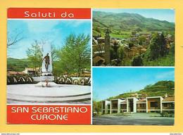 San Sebastiano Curone (AL) - Viaggiata - Autres Villes