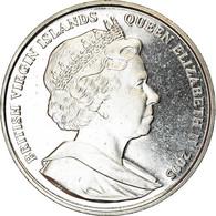 Monnaie, BRITISH VIRGIN ISLANDS, Dollar, 2005, Pobjoy Mint, Dauphins, SPL - British Virgin Islands
