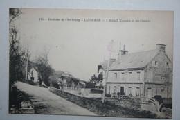 50 : Environs De Cherbourg - Landemer - L'Hôtel Voisin  Et Les Chalets - Altri Comuni