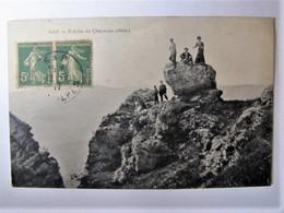 FRANCE - HAUTES ALPES - GAP - Brêche De Charance - 1917 - Gap