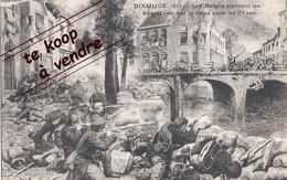 Diksmuide Oorlog 1914 - Diksmuide