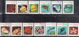 PALAU    SCOTT NO 9-21   MNH    YEAR  1983 - Palau