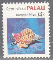 PALAU    SCOTT NO 75   MNH    YEAR  1985 - Palau