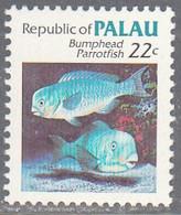 PALAU    SCOTT NO 76   MNH    YEAR  1985 - Palau