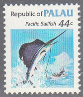 PALAU    SCOTT NO 81   MNH    YEAR  1985 - Palau