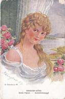 Bella Cartolina Viaggiata Nel 1942 To Wien - Donne