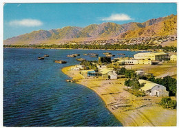 AQABA- Akaba -  العقبة - JORDAN - PANORAMA - GIORDANIA - Jordanien