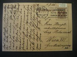 Österreich 1935- Ganzsache Postkarte Gelaufen Von Graz 1 Nach Wien - Enteros Postales