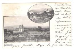 SANTA BARBARA MISSION - 1904 - - Santa Barbara