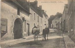 72 BEAUMONT-la-CHARTRE  Le Bourg - Beaumont Sur Sarthe
