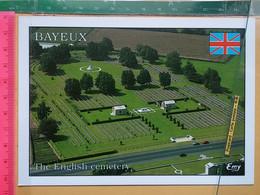 KOV 50-218 - BAYEUX, ENGLISH CEMETERY - Otros