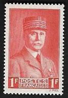 France N°472 Neuf ** 1941 - Neufs