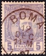 Congo 0011(o) Léopold II - 1884-1894 Precursori & Leopoldo II