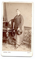 Gratz Autriche Photo Leopold Bude 1885 état Superbe - Graz