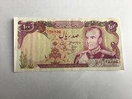 Iran 100 Rials, VF, (p102d) - Iran