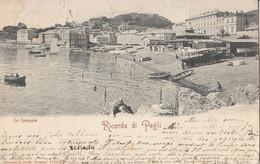 RICORDO DI PEGLI - LA SPIAGGIA - Genova (Genoa)