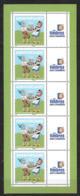 """France 2007 Feuillet F4081A Neuf Avec 5 Timbres Personnalisés """"bon Anniversaire"""" à La Faciale - Personalized Stamps"""