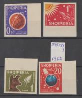 Albania  1962   **   Mnh   Yvert   585/88   Sindentar - Albania