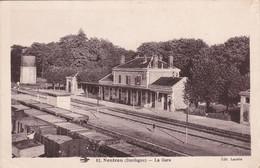 Nontron (Dordogne) - La Gare - Nontron