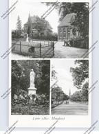4740 OELDE - LETTE, Pfarrhaus Und Schule, Dorfstrasse, St.Maria - Warendorf