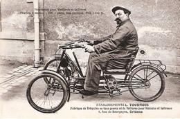 Tricycle à Moteur Pour Viellards Et Infirmes - Otros