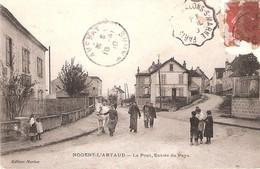 Nogent L'artaud - Le Pont, Entrée Du Pays - Otros