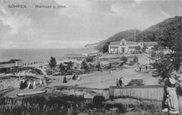 GOHREN  GERMANY~WARMBAD U. HOVT.~1906 HCH. ZEBLER PHOTO POSTCARD 50356 - Goehren