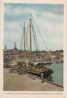 Charlottetown - Prince Edward Island - Harbour Harbor Port - Written In 1949 - Canada Bonds Postmark - 2 Scans - Charlottetown