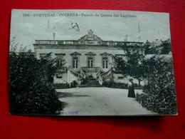 CPA PORTUGAL - COIMBRA - PALACIO DA QUINTA DAS LAGRIMAS (IT#2712) - Coimbra