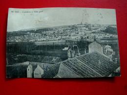 CPA PORTUGAL - COIMBRA - VISTA GERAL (IT#2713) - Coimbra