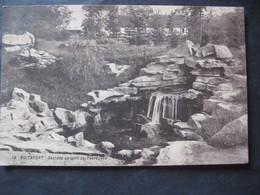 Boitsfort,1917,Cascade Au Pare De Tenreuken - Unclassified