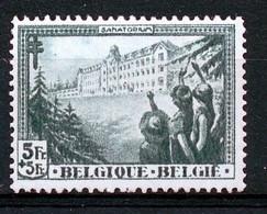 BELGIE - OBP Nr 362 - Sanatorium La Hulpe/Terhulpen - MNH** - Cote 210,00 € - Nuevos