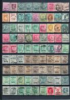 Stamps India States Lot6 - Colecciones & Series
