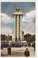 PARIS ; Expo Internationale 1937:  PAVILLON DE L'ALLEMAGNE :Arch: M. SPEER (carte Animée) - Exhibitions