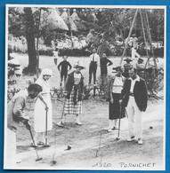 2013  --  PORNICHET JEU DE CROQUET EN 1920  . 3T942 - Unclassified