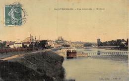 PIE-R.F-20-1874 : MONTRICHARD. ECLUSE - Montrichard