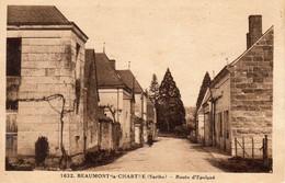 BEAUMONT-la-CHARTRE - Route D'Epeigné - Zonder Classificatie