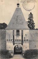 PIE-R.F-20-1876 : ENVIRONS DE MONTRICHARD. CHATEAU DE LA MINAUDIERE. LA POTERNE - Montrichard