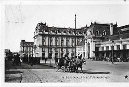 33 - Gironde - BORDEAUX - La Gare St SAINT JEAN -Arrivée - - Bordeaux