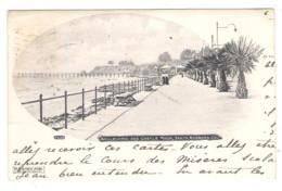 SANTA BARBARA - Boulevard And Castle Rock - 1904 - - Santa Barbara