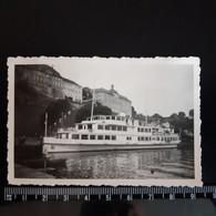 Original Photo. Boat - Bateaux