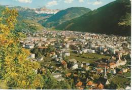 BOLZANO BOZEN - PANORAMA COL CATINACCIO - MIT ROSENGARTEN - VIAGGIATA 1971 - Bolzano (Bozen)
