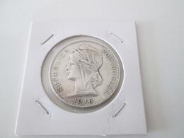 PORTUGAL COIN - SILVER COIN - $50 CENTAVOS 1916 - Portugal