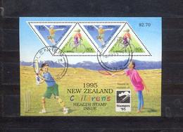NEW ZEALAND - SPORT - MI.NO.BL 48 - CV = 4 € - Unclassified