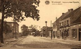 Wuustwezel (Westwezel) Steenweg Naar Brasschaat ANTWERPEN ANVERS BELGIE BELGIQUE - Wuustwezel