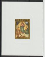 Wallis 1983 Peinture Raphael PA 131 épreuve ** MNH - Imperforates, Proofs & Errors