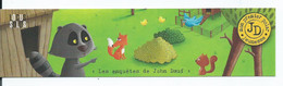 """MARQUE PAGE """" Les Enquêtes De John Doeuf """"  ÉDITIONS LOCUS SOLUS - Marcapáginas"""