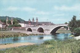 Echternach Le Pont De La Sûre Frontière Grand-Duché Allemagne - Echternach