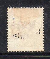 1577 490 - GRAN BRETAGNA 1902 , 9 Pence Unificato N. 115  Usato. - Gebraucht