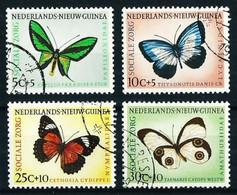 Nueva Guinea (Holandesa) Nº 58/61 Usado - Nueva Guinea Holandesa